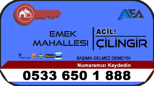 Emek Mahallesi Çilingir Anahtarcı Akıllı Kilit Çelik Kapı Tamiri Ankara
